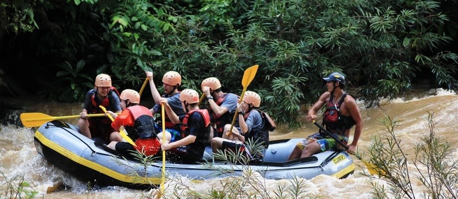 3 Days Trekking Explore Maetang