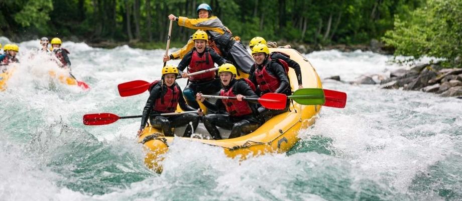 Guided Kayaking - 8 Adventures